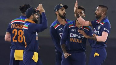 India Likely Playing XI for 5th T20I vs England: Probable Indian Cricket Team Line-Up for Fifth Match in Ahmedabad
