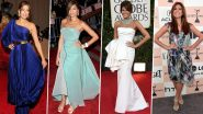 Eva Mendes Birthday Special: Picking and Naming Some Best Sartorial Moments from Her Style File (View Pics)