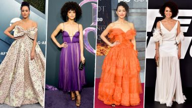 Nathalie Emmanuel Birthday: Bold Colours and Bolder Silhouettes, Her Style File is All Things Beautiful (View Pics)