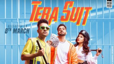 Tera Suit Poster: Aly Goni and Jasmin Bhasin Collaborate With Tony Kakkar For A Music Video!