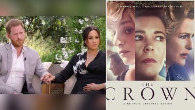 The Crown Funny Memes And Jokes Go Viral Post Meghan Markle And Prince Harry's Explosive Interview To Oprah Winfrey