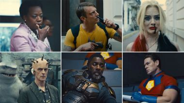 The Suicide Squad Trailer: James Gunn's Supervillain Flick Sees a Monster Plot With Crazy Weird Characters (Watch Video)