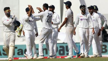 IND vs ENG 4th Test Stat Highlights: India Continue Unbeaten Home Run After 3-1 Series Win Against England