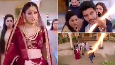 Chand Ka Tukda Swayamwar! Moon Brought to Earth on the Show 'Yehh Jadu Hai Jinn Ka!' Funny Video Goes Viral Garnering Hilarious Reactions Online