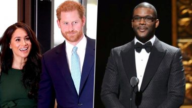 Prince Harry-Meghan Markle On Oprah Winfrey Interview: Here's How Tyler Perry Rescued The Couple After Their Security Was Stripped
