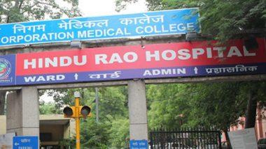 Delhi: Rickshaw-Puller Dies During Treatment at Hindu Rao Hospital; Kin Resort to Vandalism, Says RDA