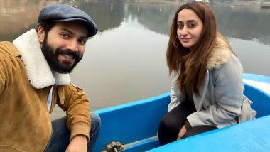Bhediya: Varun Dhawan And Natasha Dalal Are 'Not On A Honeymoon' In Arunachal Pradesh (View Pics)