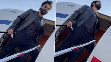 Varun Dhawan Howl Like a 'Bhediya' in Recent Instagram Post (Watch Video)