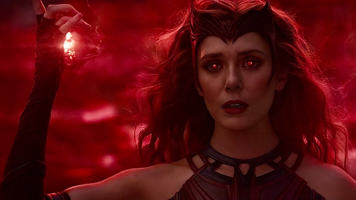 WandaVision Finale Episode: Twitterverse Cannot Get Over Wanda's  Transformation Into Scarlet Witch! - Onhike - Latest News Bulletins
