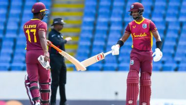West Indies vs Sri Lanka 3rd ODI 2021 Live Streaming Online and Match Timings in India: Get WI vs SL Free TV Channel and Live Telecast Details