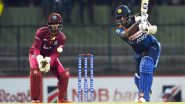 West Indies vs Sri Lanka 3rd T20I 2021 Live Streaming Online and Match Timings in India: Get WI vs SL Free TV Channel and Live Telecast Details
