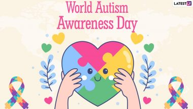 World Autism Awareness Day 2021 Date, History & Significance: What Is Autism Spectrum Disorder? Know More About the Symptoms & Causes of ASD