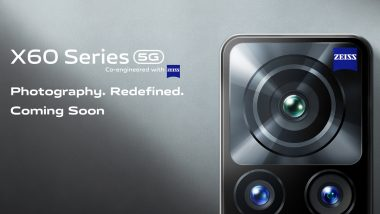 Vivo X60 Series India Launch Scheduled for March 25, 2021: Report