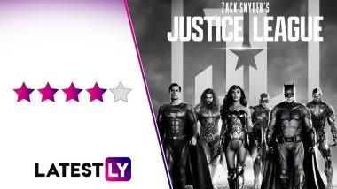 Zack Snyder's Justice League Movie Review: A Love Letter to DC Fans (LatestLY Exclusive)