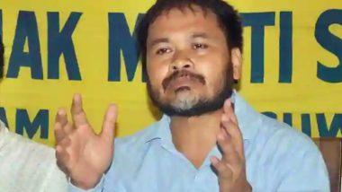 Assam Assembly Election Results 2021: Akhil Gogoi First Assamese To Win Election From Jail, Anti-CAA Activist Defeats BJP's Surabhi Rajkonwari in Sibsagar Constituency