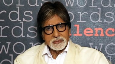 Amitabh Bachchan Urges People To Follow All Health Protocols and Stay Disciplined Amid the COVID-19 Pandemic (Read Tweet)