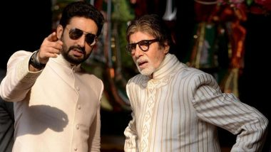 Abhishek Bachchan Opens Up About His Father Amitabh Bachchan, Says 'He Is Good Company To Have'