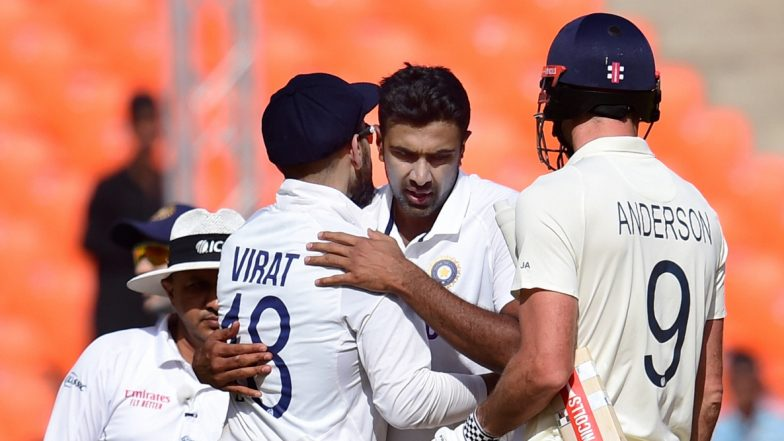 India vs England 4th Test 2021 Day 3 in Photos: Hosts Clinch Series, Qualify for WTC Final