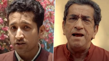 Nijeder Motey, Nijeder Gaan Song: Parambrata Chattopadhyay, Sabyasachi Chakraborty And Other Bengali Actors Take A Powerful Stand Against Division and Hate Ahead of West Bengal Elections 2021 (Watch Video)