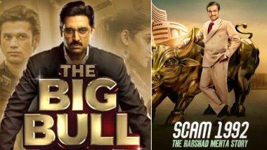 Abhishek Bachchan's The Big Bull Trailer Twitter Reactions Prove Fans Are Not Over Pratik Gandhi's Scam 1992 Yet!