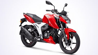 2021 TVS Apache RTR 160 4V Launched in India From Rs 1.07 Lakh; Check Prices, Variants & Specifications