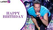 Chris Martin Birthday Special: When Coldplay Frontman Sang 'Channa Mereya' at the Global Citizen Mumbai Concert (Watch Video)