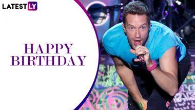 Chris Martin Birthday Special: When Coldplay Frontman Sang 'Channa Mereya' at the Global Citizen Mumbai Concert (Watch Video)
