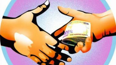 Maharashtra: CBI Nabs Union Bank of India's Recovery Agent Taking Bribe in Cheques in Aurangabad