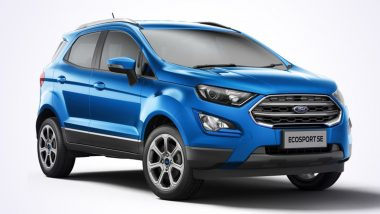 Ford India's Chennai Plant Workers Restart EcoSport Production for Exports
