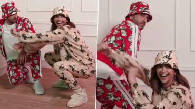 Deepika Padukone and Ranveer Singh Nail the 'Buss It Challenge' in This Super Cute Video! (Watch)