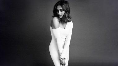 Yo or Hell No? Deepika Padukone in White Bodycon Dress By Proenza Schouler