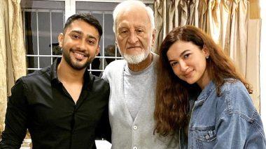 Gauahar Khan's Father Passes Away