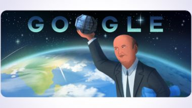 Google Doodle Honours Udupi Ramachandra Rao, The Scientist Behind India's First Satellite