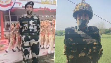 International Women's Day 2021: Meet The BSF Women Warriors Who Protect India (Watch Video)