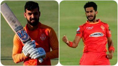 Shadab Khan & Hasan Ali Blame 'Evil Eye' For the Postponement of PSL 2021, Post Tweets on Social Media