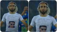Imran Tahir Pays Tributes To Late Pakistani Cricketer & Coach Tahir Mughal During Quetta Gladiators vs Multan Sultan, PSL 2021 (Watch Video)