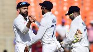 India vs England 1st Test 2021 Live Streaming Online on SonyLIV and Sony SIX: Get Free Live Telecast of IND vs ENG on TV and Online