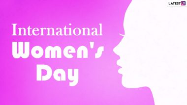 International Women's Day 2021: From Breaking the Chain of Sexist Jokes to Standing up for Gender Pay Parity, Simple Ways Men Can Make the Day 'Special' Instead of Looking Up 'When Is Men's Day?'