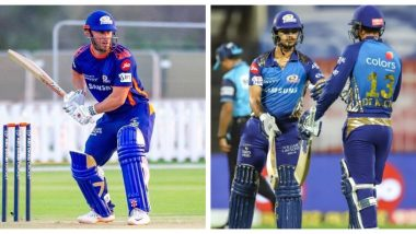 Quinton de Kock to Miss Out on MI vs RCB, IPL 2021, Here are Two Names Who Could Replace The Mumbai Indians Wicketkeeper