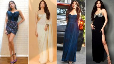Janhvi Kapoor's Style File for Roohi Promotions was a Hot and Trendy Affair (View Pics)
