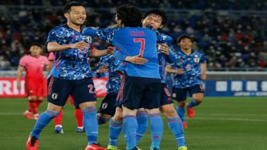Japan Bamboozles Mongolia 14-0 in FIFA World Cup 2022 Qualifiers, Registers Biggest Ever Win!