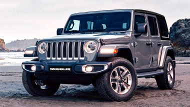 2021 Jeep Wrangler SUV Launched in India at Rs 53.9 Lakh, Check Features & Specifications