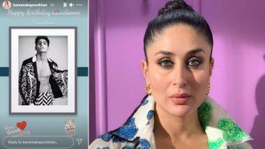 Kareena Kapoor Khan Wishes 'Handsome' Ibrahim Ali Khan On His Birthday