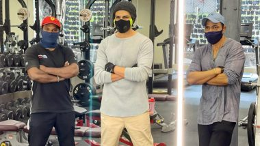 Kartik Aaryan Hits the Gym and Teases Fans with Yet Another Netflix Project, Says 'Training for Something Big'