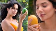 Mahira Khan's Latest Soft Drink Commercial Reminds Us Of Katrina Kaif And Her Aamsutra (Watch Video)