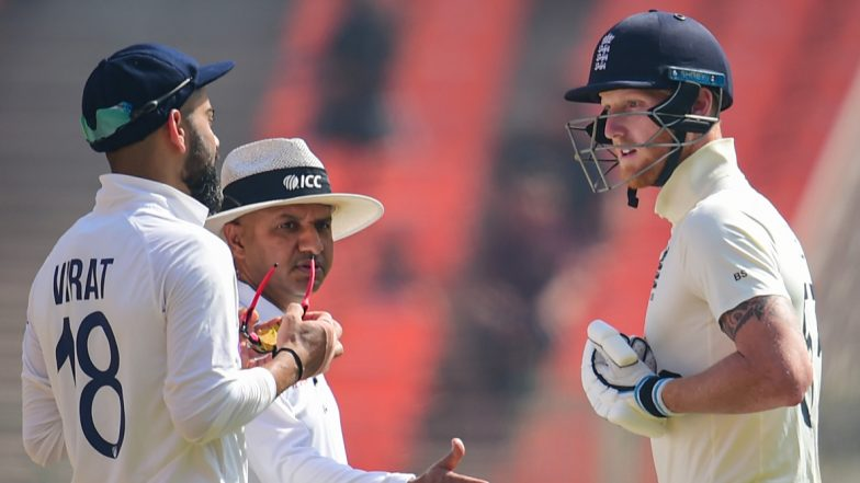 India vs England 4th Test 2021 Day 1 in Photos: Spinners Put Hosts Ahead