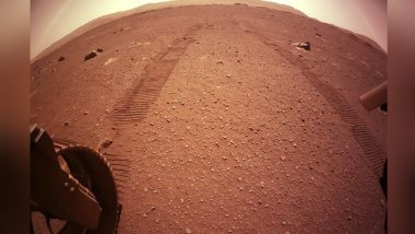 Where Is NASA's Perseverance Rover Now? Here's How to Track Its Latest Location on Mars