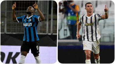 Cristiano Ronaldo vs Romelu Lukaku, Golden Boot Battle: Inter Milan Forward Says 'I Only Think About Winning'