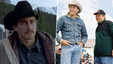 Jake Gyllenhaal Reminisces About Working with Late Actor Heath Ledger in Brokeback Mountain