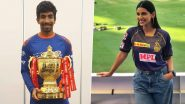 Twitterati Think Jasprit Bumrah is Set To Marry Sanjana Ganesan in Private Ceremony